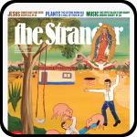 Cover of The Stranger: Artwork from La Condicion Humana (The Human Condition) Ar