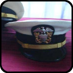 Naval Officer Hat