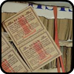 Vintage Raleigh and Belair Cigarette Coupons