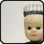Doll Head Sculpture, An Item in bARTer Sauce