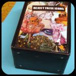 Decoupage tape box from Jessamy: An Item in bARTer Sauce