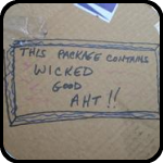 This Package Contains Wicked Good Aht